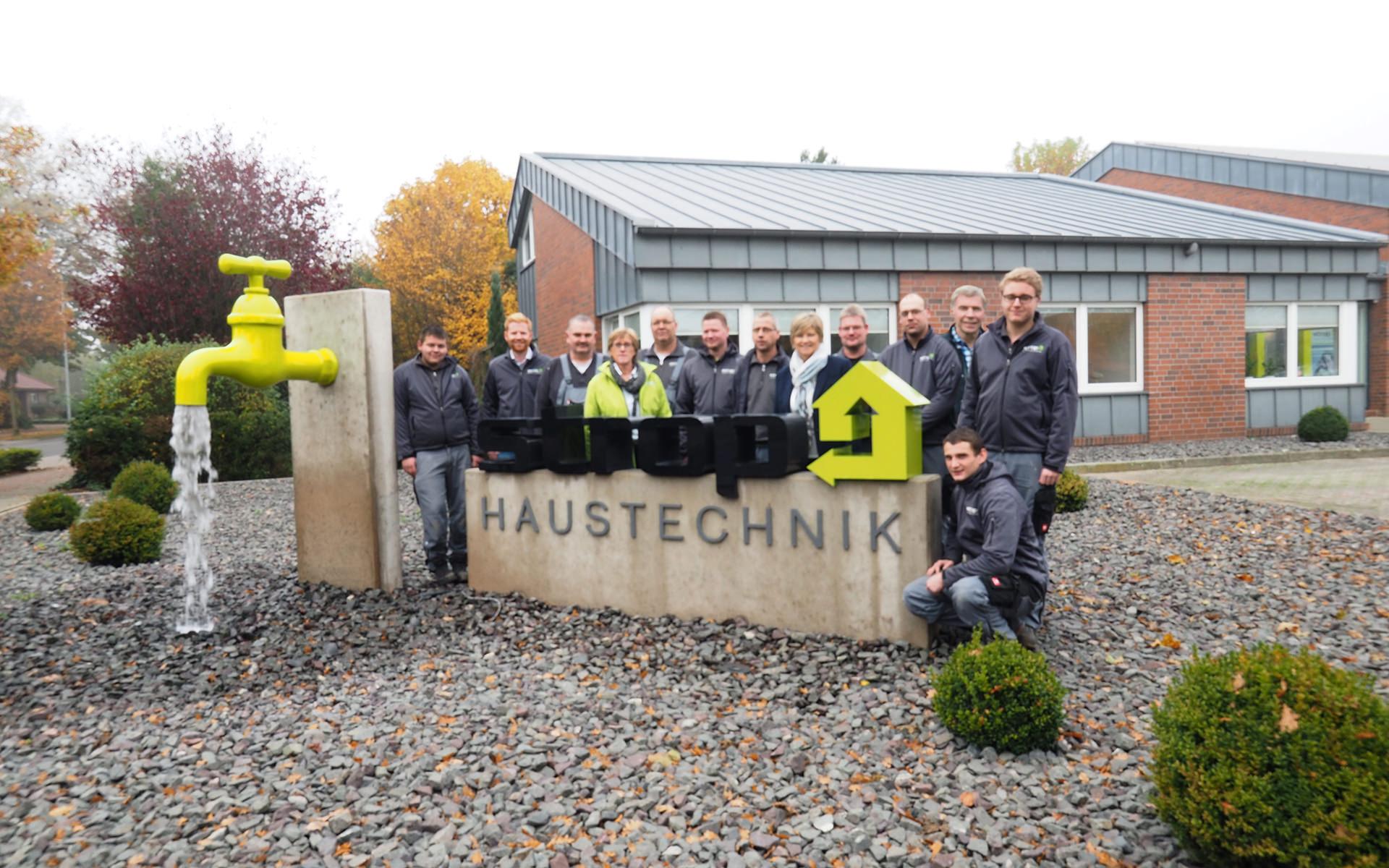 Strop Haustechnik Team